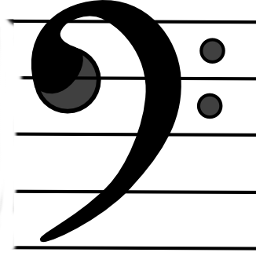User icon: symphony